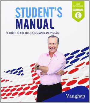 portada del libro students manual