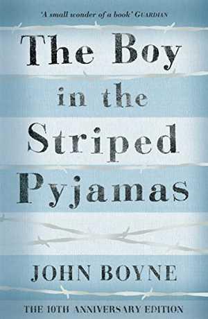 portada del libro the boy in the striped pyjamas