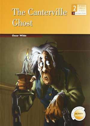 portada del libro the canterville ghost