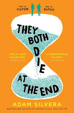 portada del libro they both die at th end