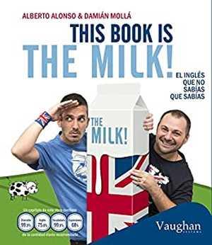 portada del libro this book is the milk
