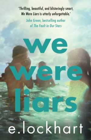 portada del libro we were liars