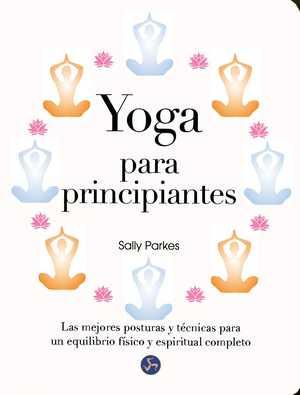 portada del libro yoga para principiantes