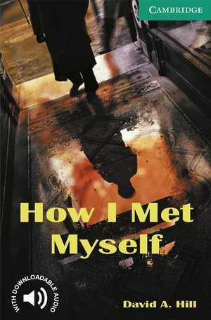 portada del libro how i meet myself