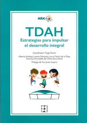 portada del libro TDAH estrategias para impulsar el desarrollo integral