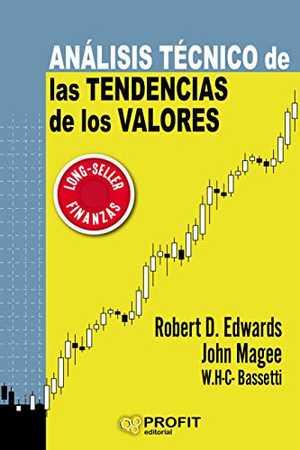 portada del libro análisis técnico de las tendencias de los valores