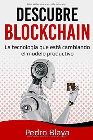 portada del libro descubre blockchain