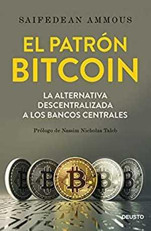 portada del libro el patrón bitcoin