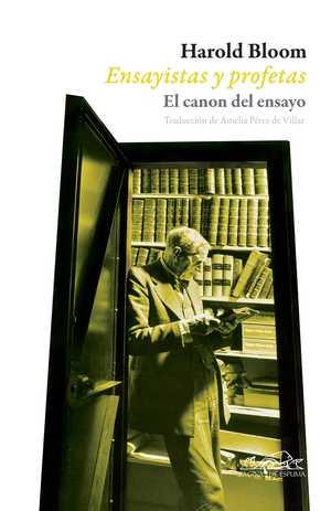 portada del libro ensayistas y profetas