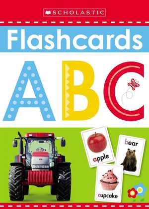 portada del libro flashcards