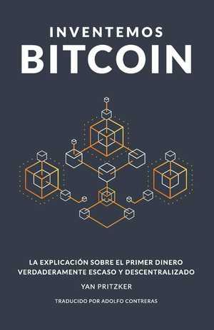 portada del libro inventemos bitcoin