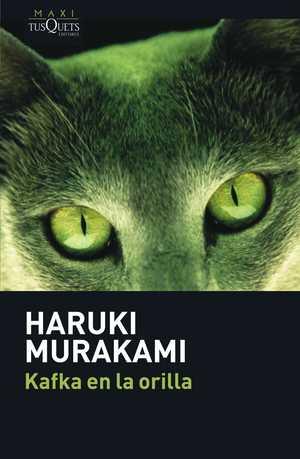 portada del libro kafka en la orilla