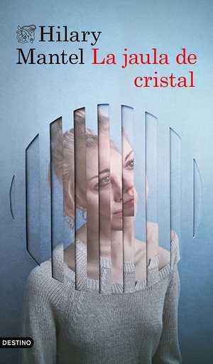 portada del libro la jaula de cristal