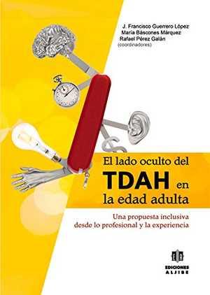 portada del libro lado oculto del TDAH en edad adulta