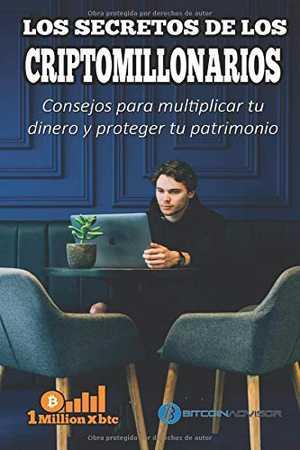 portada del libro los secretos de los criptomillonarios