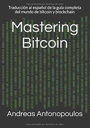 portada del libro mastering bitcoin