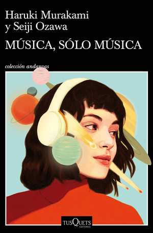 portada del libro música sólo música