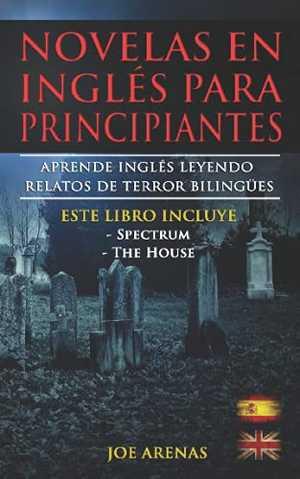 portada del libro novelas en Ingles para principiantes
