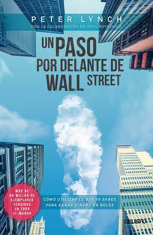 portada del libro un paso por delante de wall street