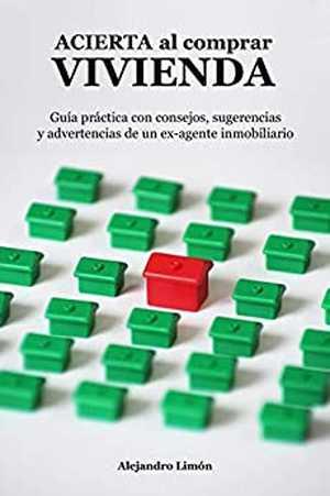 portada del libro acierta al comprar vivienda