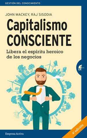 portada del libro capitalismo consciente