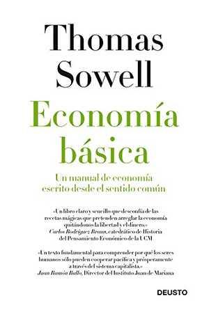 portada del libro economía básica