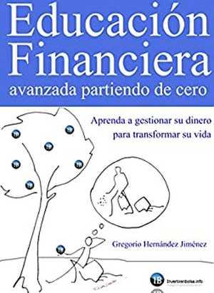 portada del libro educación financiera avanzada partiendo de cero