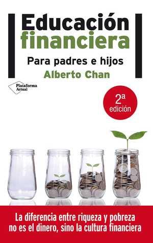 portada del libro educación financiera