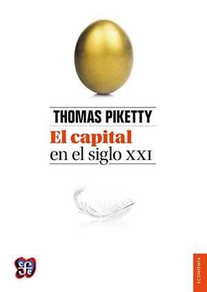 portada del libro el capital en el siglo xxi