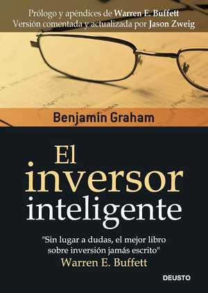 portada del libro el inversor inteligente