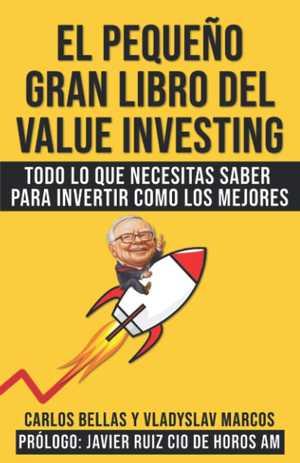 portada del libro el pequeño gran libro del value investing