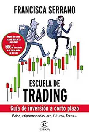 portada del libro escuela de trading