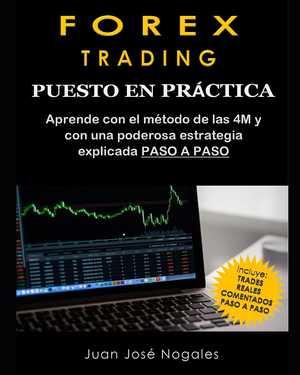 portada del libro forex trading puesto en práctica