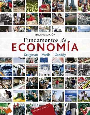 portada del libro fundamentos de economía