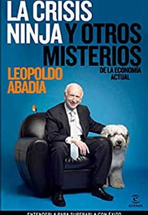 portada del libro la crisis ninja