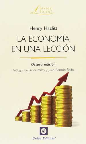 portada del libro la economía en una lección