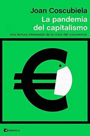 portada del libro la pandemia del capitalismo