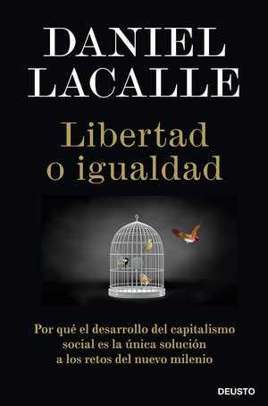 portada del libro libertad o igualdad