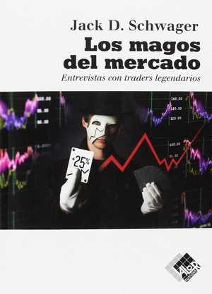 portada del libro los magos del mercado