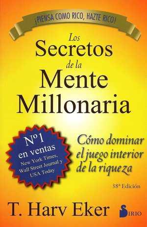 portada del libro los secretos de la mente millonaria