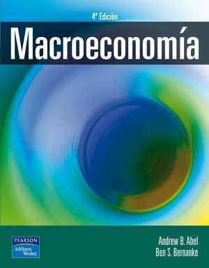 portada del libro macroeconomía de Andrew B Abel