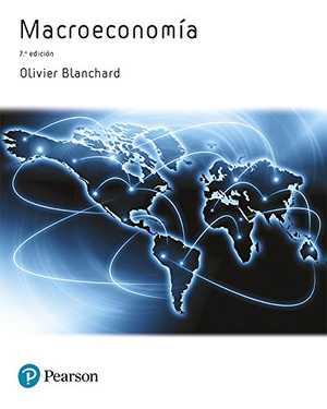 portada del libro macroeconomía de Olivier Blanchard