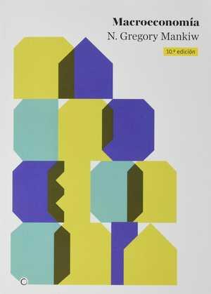 portada del libro macroeconomía de N Gregory mankiw