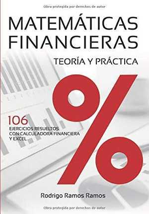 portada del libro matemáticas financieras teoría y practica