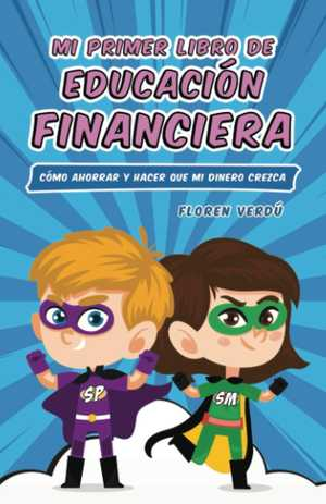 portada del libro mi primer libro de educación financiera