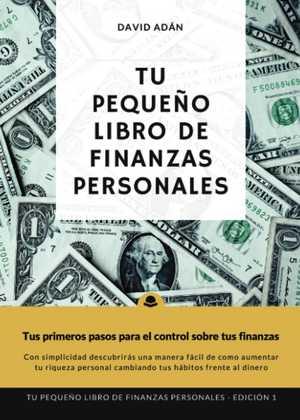 portada del libro tu pequeño libro de finanzas personales