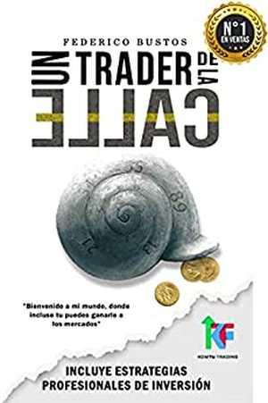 portada del libro un trader de la calle