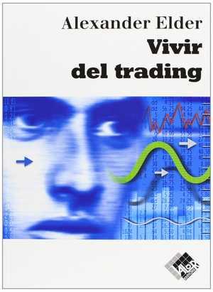portada del libro vivir del trading