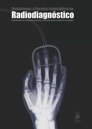 portada del libro recopilación de exámenes utilizados en convocatorias